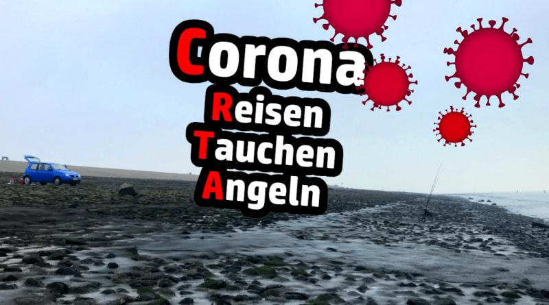 Corona Reisen Tauchen Angeln Diving Travel Länder Einreisebestimmungen Angel Norwegen COVID 19 Sars und