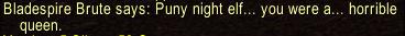 Puny Nightelf