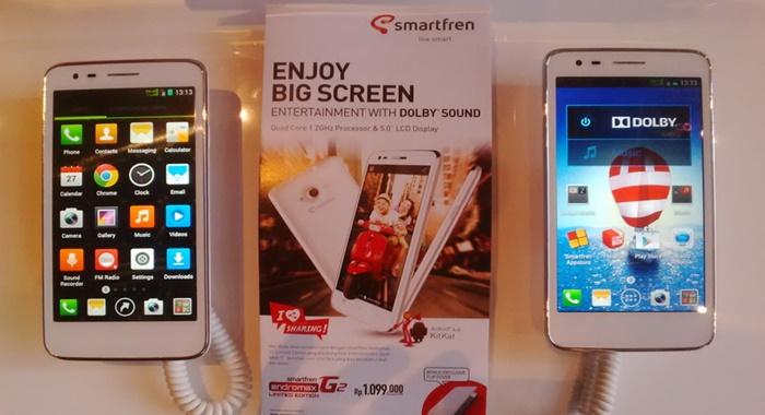 Hape 4G Smartfren Murah