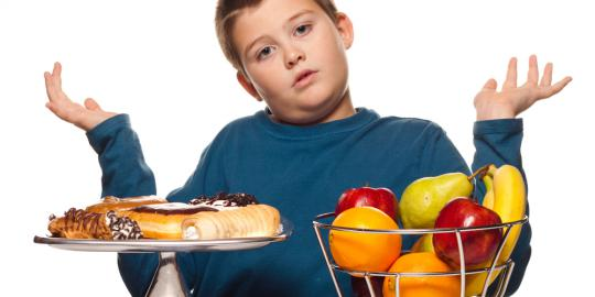 Hal-Hal Penangkal Obesitas Pada Anak