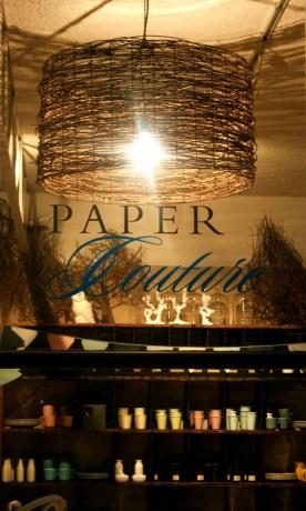 Wild Drum - Paper Couture