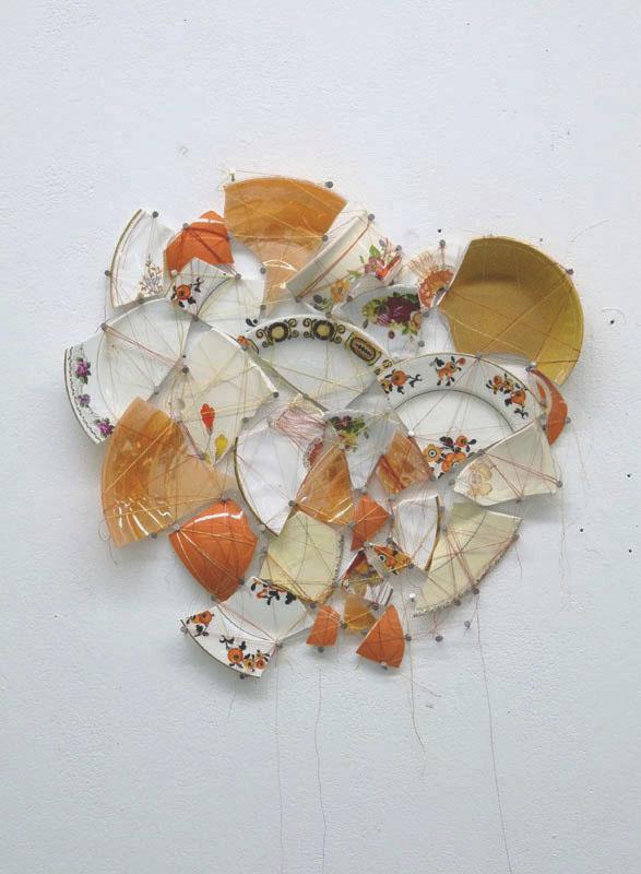 Fragment Wall Piece