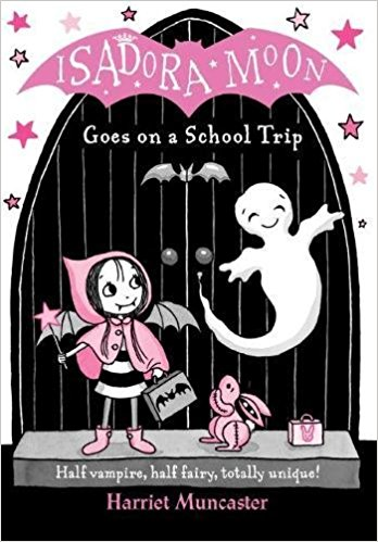 Isadora Moon Goes on a School Trip cover