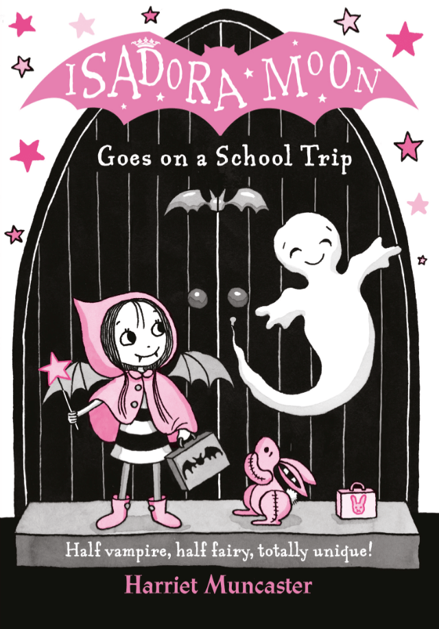 The story of Isadora Moon continues with Isadora Moon Goes on a School Trip