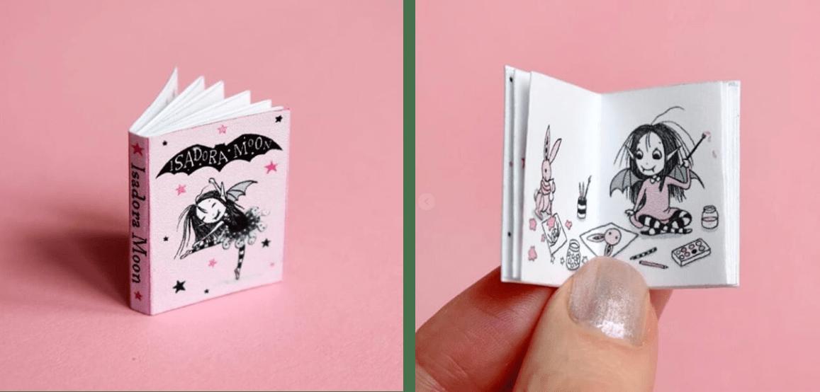 Isadora Moon Mini Books