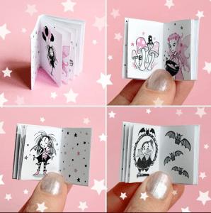 Make your own Isadora Moon Mini Books - Harriet Muncaster