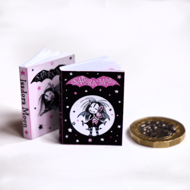 Isadora Moon Mini Books Scale