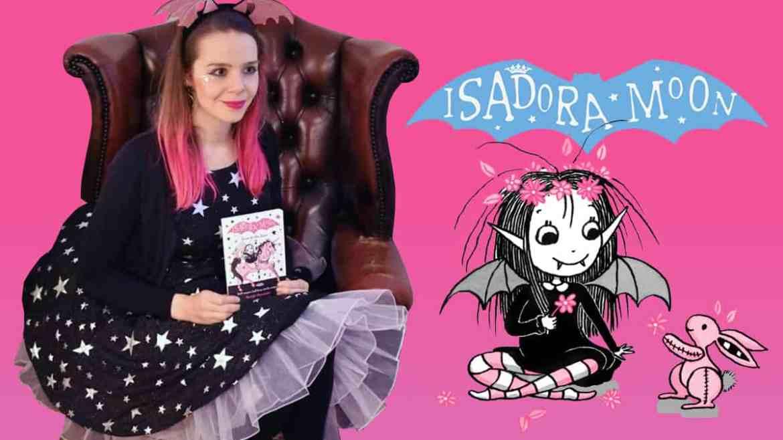 Harriet Muncaster interviewed on Fun Kids Radio
