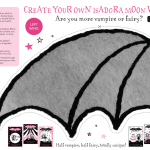 Create Your Own Isadora Moon Wings Preview