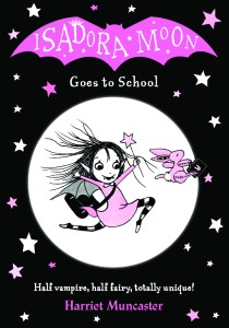Isadora Moon Goes to School cover