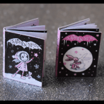 Click to download the Make Your Own Isadora Moon Mini Winter Books Activity Sheet