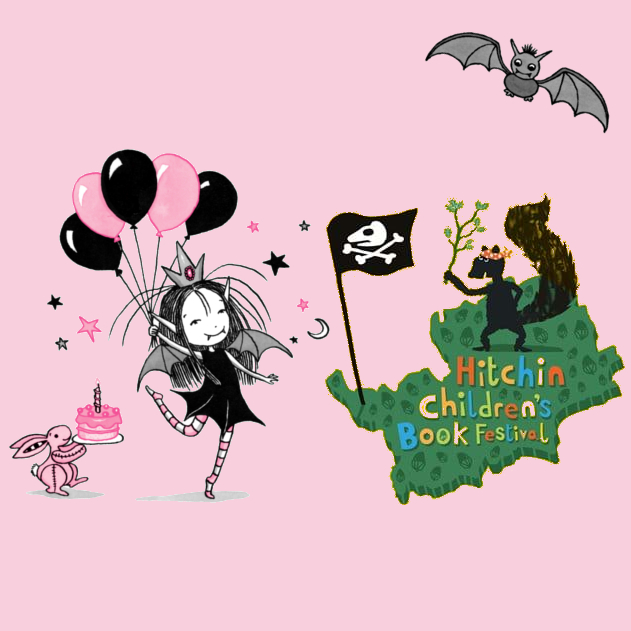 Isadora Moon at Hitchin Children's Book Festival 2019