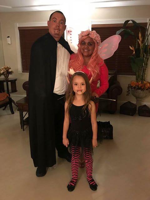 Isadora Moon Halloween Costume Competition 2018 Winner Family
