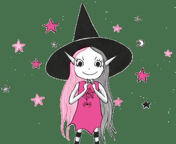 Mischievous cousin Mirabelle