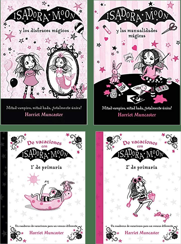 Spanish Isadora Moon Books