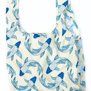 kind bag koi fish design