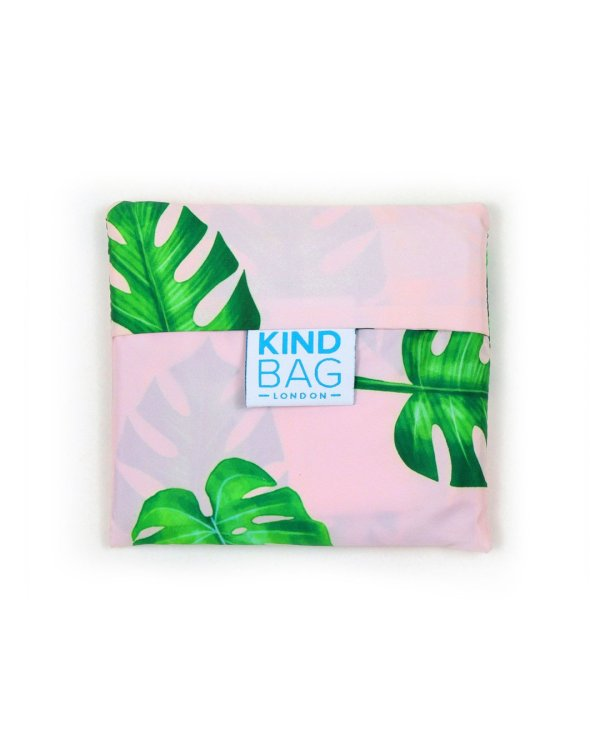 kind bag in pouch palm leaves