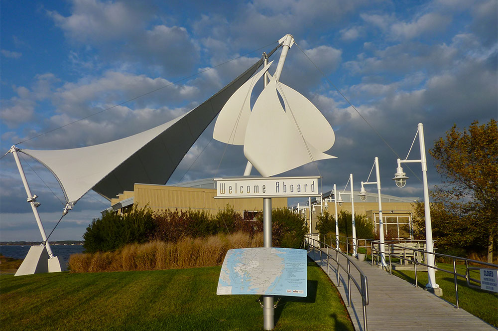 Dorchester Visitor Center