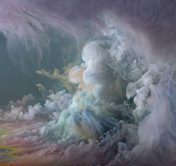 Kim Keever - Abstract