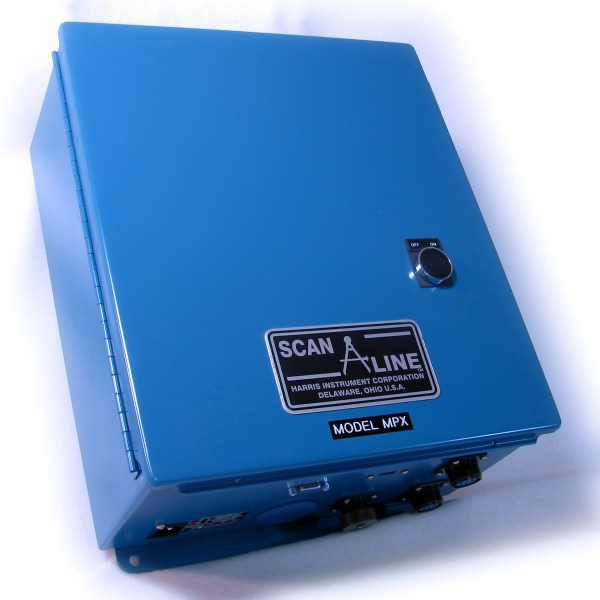 Harris Instrument MPX - Measurement Processing Unit
