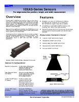 HIC 10XAS Measurement Applications
