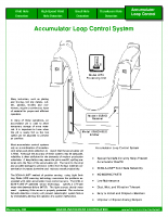 HIC Accumulator Loop Control