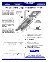 HIC Dynamic Cut-to-Length Measurement