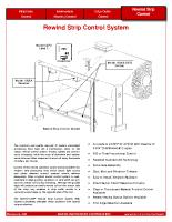 HIC Rewind Strip Control