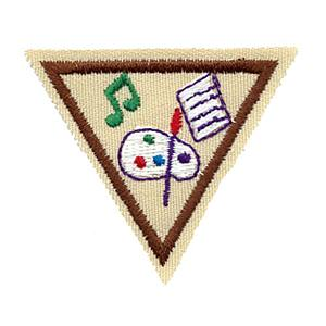 Creative Composing Try It Girl Scout Badge at Harris Academy of the Arts