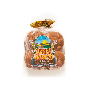 Ozark Hearth 8 Wheat Hamburger Buns