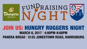 Hungry Ruggers Night | March 2017 @ Panera Bread Bakery-Cafe | Harrisburg | Pennsylvania | United States