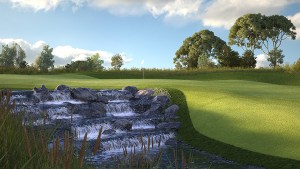 Pacific Links National Golf Club stream visualisation