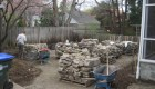 23-bluestone patio with pennsylvania fieldstone wall and firepit (3)