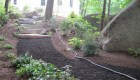 26-Olde Sturbridge Stepper with pea stone walkway (4)