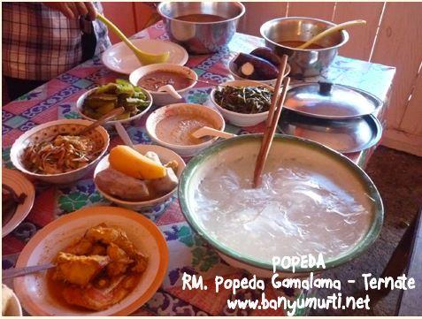 Papeda, Kuliner Penuh Gizi Khas dari Timur Indonesia