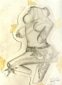 dancing celestial