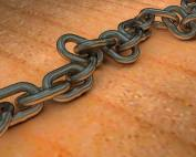 A chain demonstrating link-building