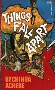 Thing Fall Apart book cover
