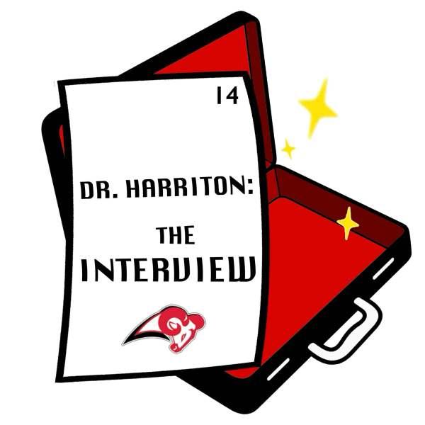 2021 Dr. Harriton Show Logo