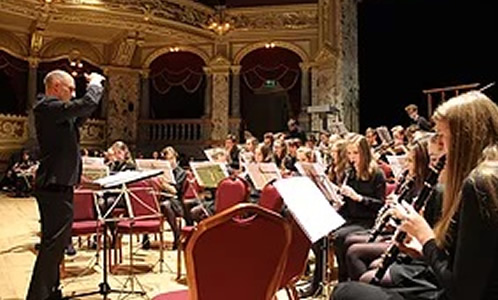 Harrogate Youth Wind Orchestra