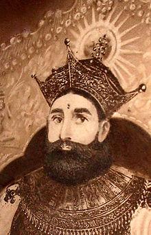Last king of Sri Lanka