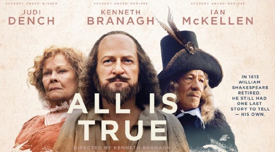 Harrold Centre Film Nights present All is True