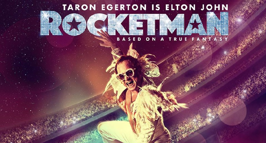 Harrold Centre Film Nights present Rocketman