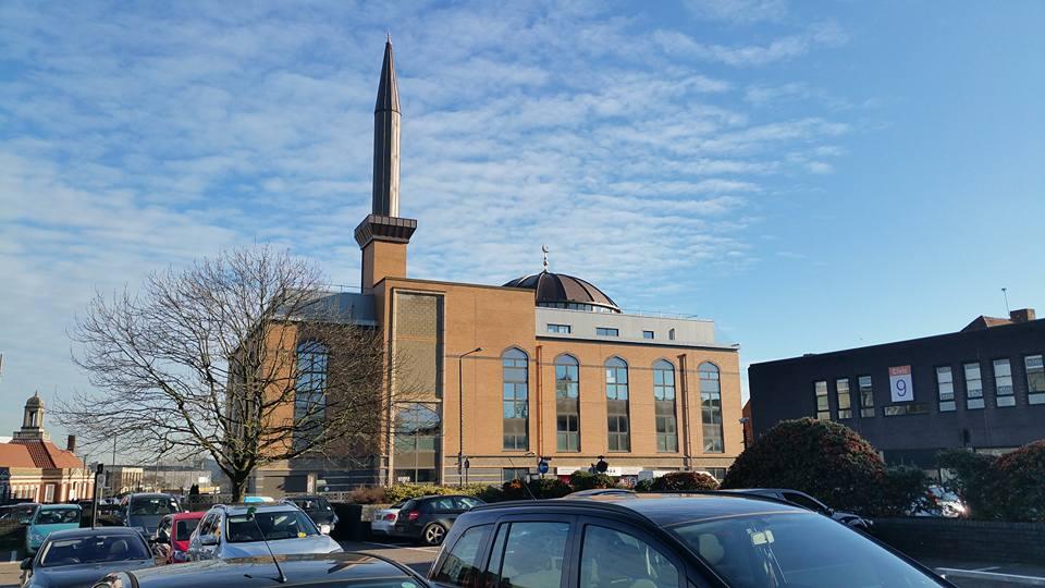 Harrow-mosque