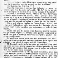 «L'honorable T.-D. Bouchard et son oeuvre»