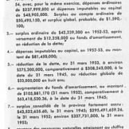 «Le huitième surplus consécutif à Québec»