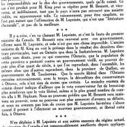 «M. Ernest Lapointe à Joliette»