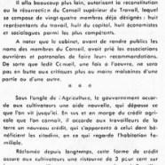 «Quatre aspects importants de la législation de l'honorable Antonio Barrette»