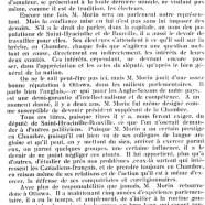 «M. René Morin, député»