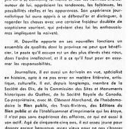 «M. Raymond Douville, sous-secrétaire de la province»